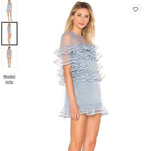 Tularosa Wyatt Dress light blue